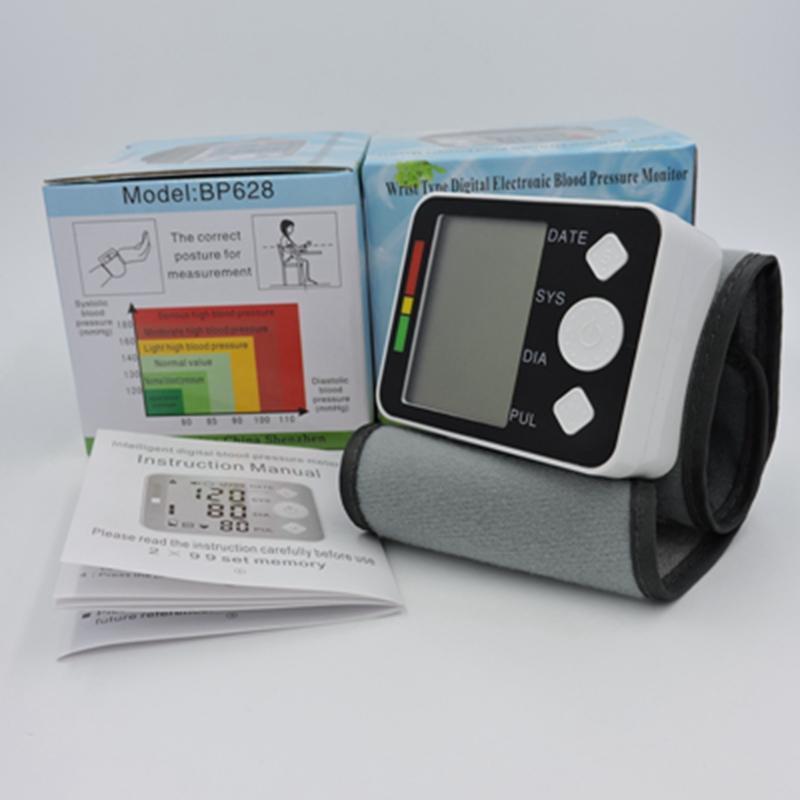 Nơi bán Máy đo huyết áp màn hình LCD, chất lượng 2017, đo chính xác, nhanh, dễ dụng, gIá tốt nhất lazada