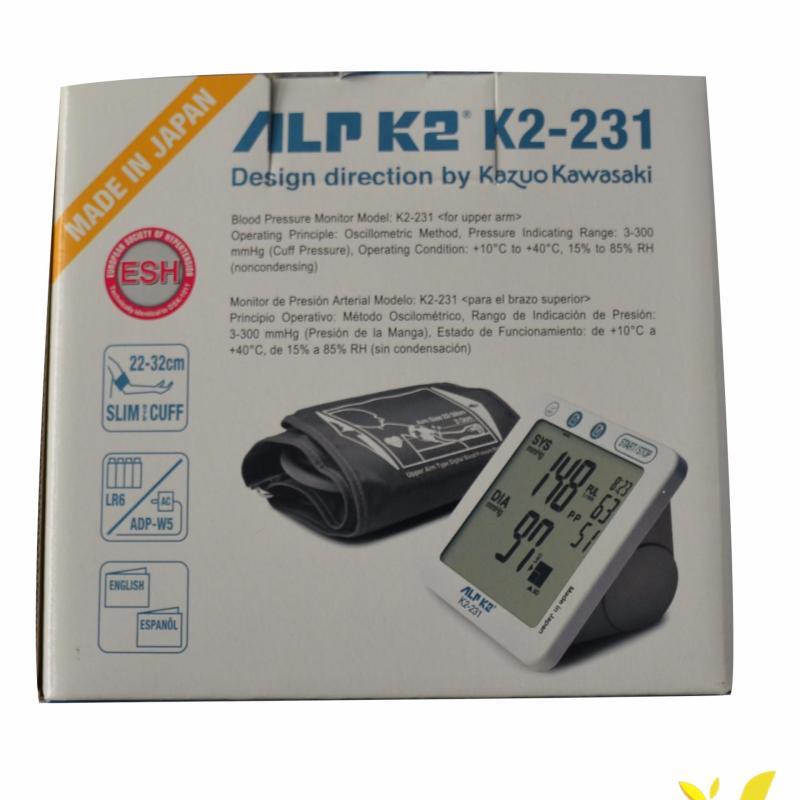 Nơi bán Máy đo huyết áp tự động cao cấp ALPK2