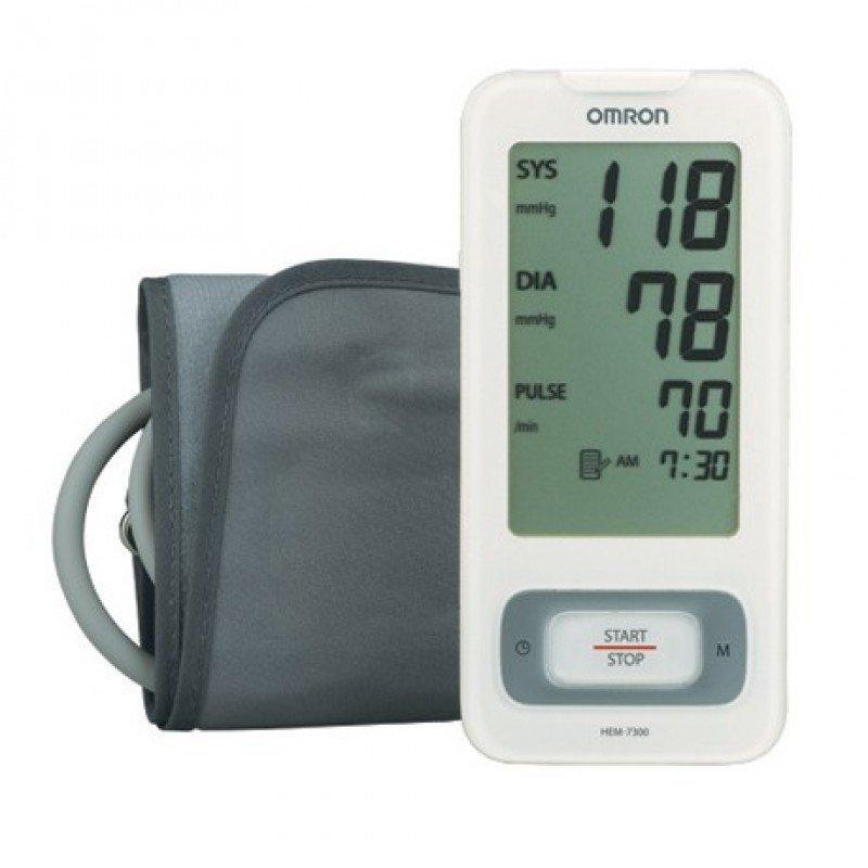 Nơi bán Máy đo huyết áp tự động cho phụ nữ có thai Omron HEM-7300 (Trắng)