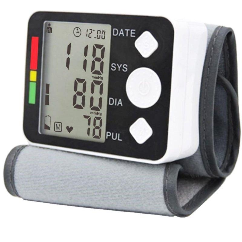 Nơi bán Máy đo huyết áp tự động - Máy Đo Huyết Áp Cổ Tay cao cấp H268, giá rẻ nhất, sử dụng đơn giản -  Bảo Hành Uy Tín TECH-ONE