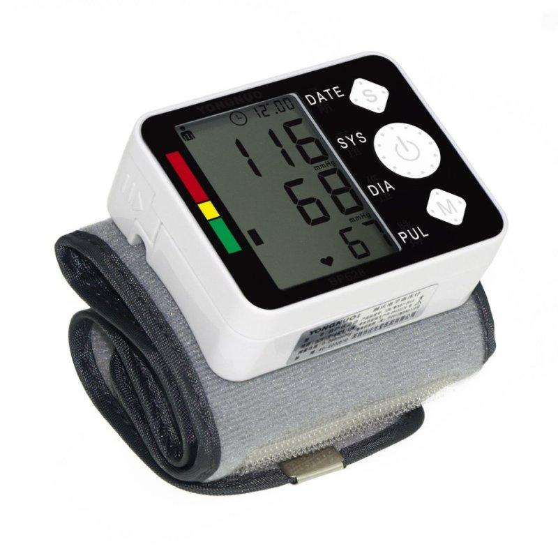 Nơi bán Máy đo huyết áp và tiểu đường - Máy Đo Huyết Áp Cổ Tay cao cấp H268, giá rẻ nhất, sử dụng đơn giản -  Bảo Hành Uy Tín TECH-ONE