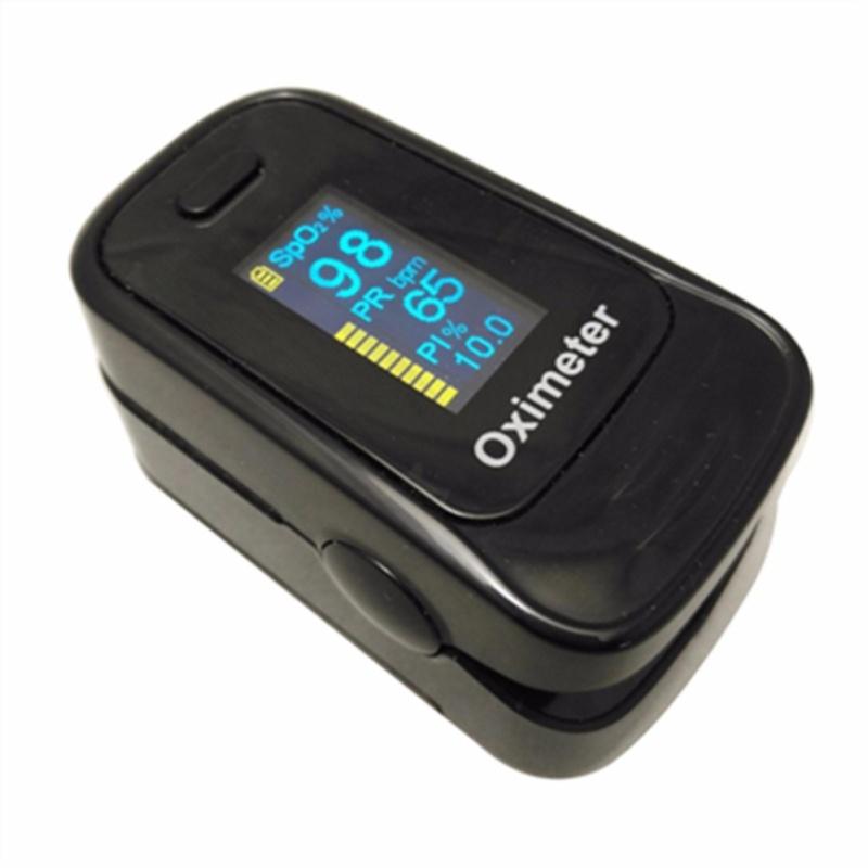 Nơi bán Máy đo nồng độ Oxy Trong máu SPO2 OX10 (Đen)