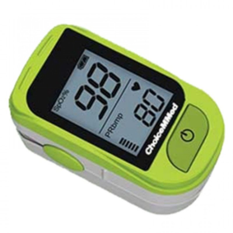 Máy đo nồng độ oxy trong máy Spo2 ChoiceMMed bán chạy
