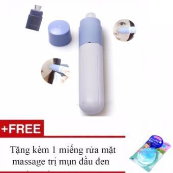 Máy hút mụn trứng cá Smartbuy + Tặng kèm 1 miếng rửa mặt massage trị mụn đầu đen - 8739208 , SM872HBAA8SQWFVNAMZ-17230219 , 224_SM872HBAA8SQWFVNAMZ-17230219 , 99000 , May-hut-mun-trung-ca-Smartbuy-Tang-kem-1-mieng-rua-mat-massage-tri-mun-dau-den-224_SM872HBAA8SQWFVNAMZ-17230219 , lazada.vn , Máy hút mụn trứng cá Smartbuy + Tặng kèm