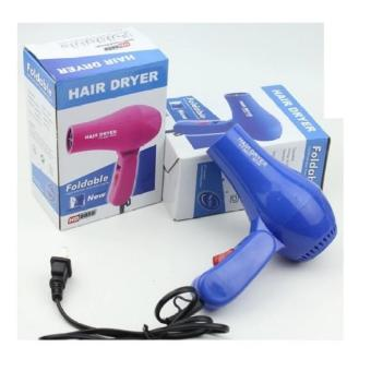 Máy sấy tóc gấp gọn Hair Dryer CY 8859 (Xanh)