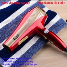 Máy sấy tóc kangaroo kg616 còn đắt hơn sản phẩm cao cấp này , Máy sấy tóc mini - Máy sấy, máy tạo kiểu tóc giá tốt, nhiều ưu đãi hấp dẫn - Công suất cực lớn 2800W Mẫu 1696 - Bh uy tín 1 đổi 1 bởi HDSHOP