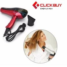 máy sấy tóc kangaroo kg616 ngang bằng Máy sấy tóc siêu tiện dụng, nhanh chóng suất lớn 2800W bền đẹp - BH bởi Click - Buy