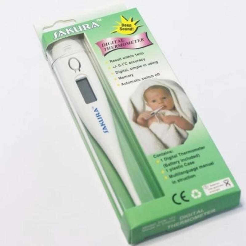 Nhiệt kế điện tử đo nước tắm cho bé bán chạy