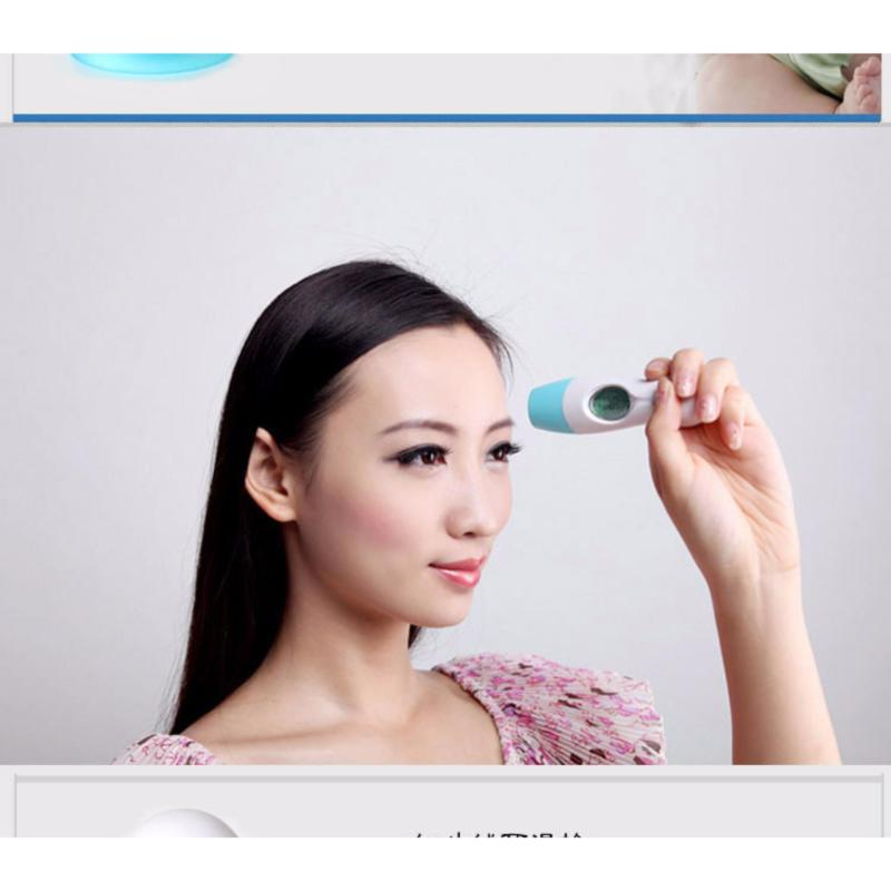 Nhiệt kế điện tử model 901 đo nhiệt độ cơ thể ở trán hoặc tai bán chạy