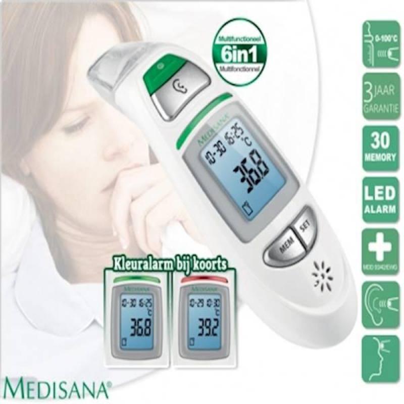 NhiệT Kế HồNg NgoạI Medisana Tm750 bán chạy