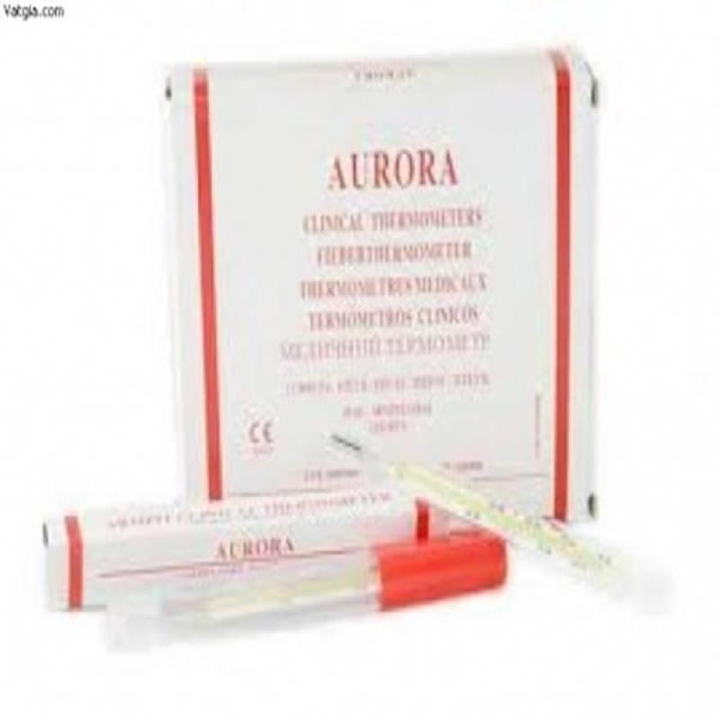 NhiệT Kế ThủY Ngân Aurora bán chạy