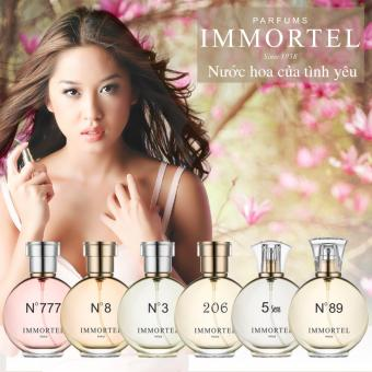 Nước hoa nữ IMMORTEL No89 Chai xịt 60ml EDP - 3