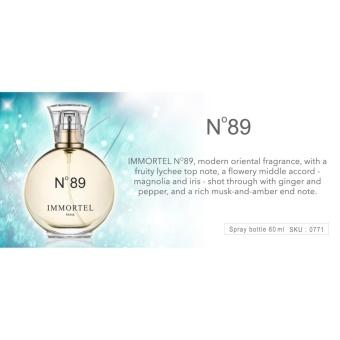 Nước hoa nữ IMMORTEL No89 Chai xịt 60ml EDP - 5