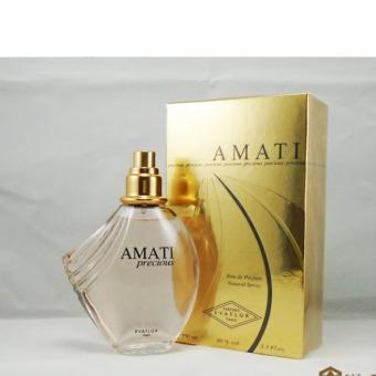 Nước Hoa pháp cho Nữ Evaflor Amati Precious Eau De Parfum 100ml - 2
