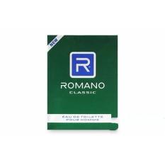 Nước hoa Romano 15ml (Xanh lá cây )