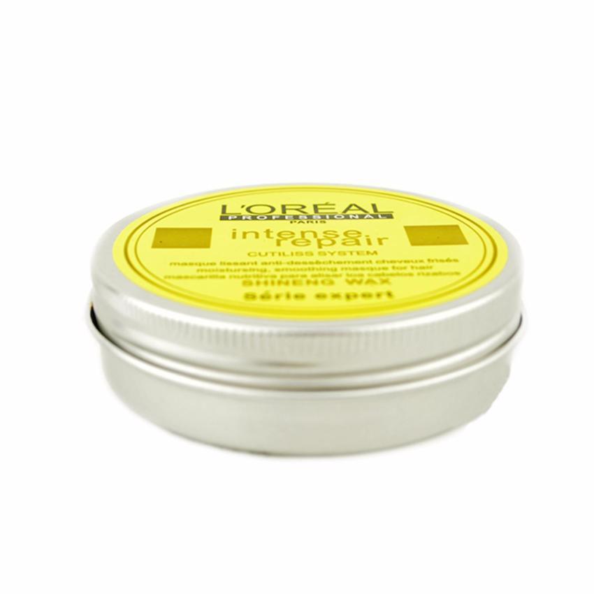 Sáp vuốt tóc cao cấp màu vàng chanh 100g(chất sáp đục) + Gôm xịt tóc bạc 150ml