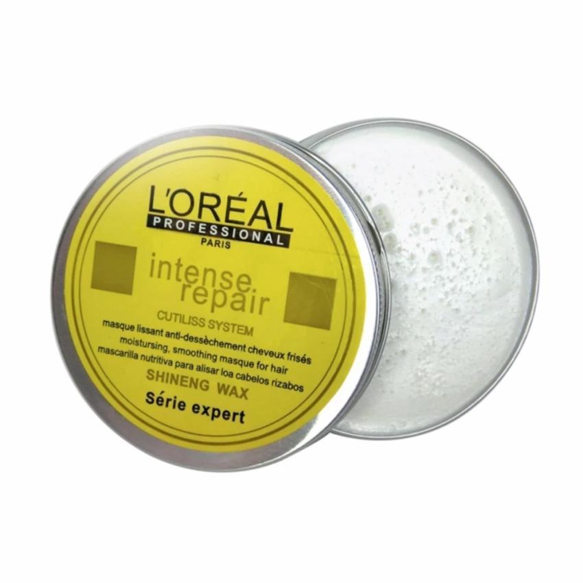 Sáp vuốt tóc Loreal màu vàng chanh - chất sáp đục, giữ nếp chuẩn