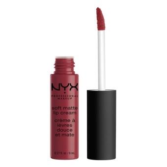 Son kem NYX Professional Makeup Soft Matte Lip Cream SMLC25Budapest