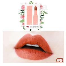 Son Thỏi Lì G'ani Seoul H Lipstick - MyeongDong 05 (Màu cam cháy)