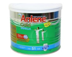 Sữa bột hương vani ANLENE Gold Vanilla 400g