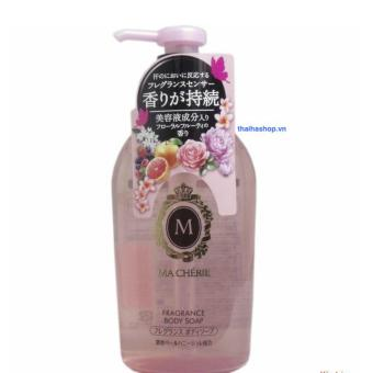Sữa tắm Macherie shiseido 450ml Nhật Bản