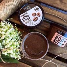 Địa Chỉ Bán Tẩy tế bào chết Organic Coffee & Sugar Body Scrub (2)