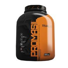 Thực Phẩm Bổ Sung Đạm Tăng Cơ Giảm Mỡ Rivalus Promasil 5 lbs 2.3 kg (Soft-serve Vanilla)
