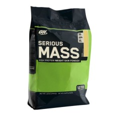 Thực phẩm bổ sung Optimum Nutrition Serious Mass Banana 12 lbs