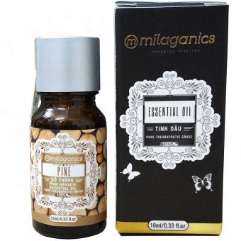 Tinh dầu gỗ thông Milaganics 10ml