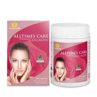 Hướng dẫn miễn phí mua Viên uống Collagen Alltimes Care Platinum Collagen 60 viên  450.000 đ