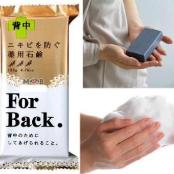 Xà Phòng Tắm Thảo Dược Chuyên Trị Mụn lưng cho nữ - Nhật Bản