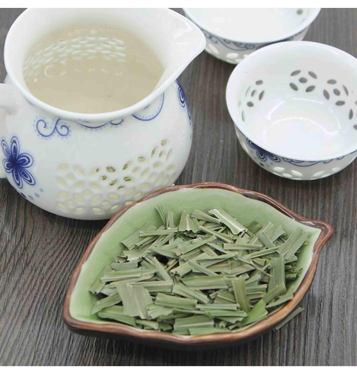 Tỏa Trà - Trà Cỏ Sả Chanh - Trà cỏ sả chanh