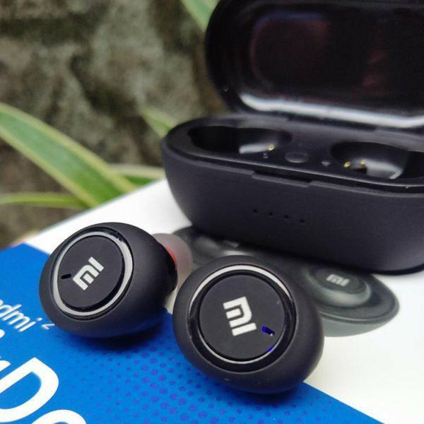 Tai nghe Bluetooth Redmi AirDots True Wireless Bluetooth 5.0 - BẢO HÀNH 1 ĐỔI 1 thumbnail