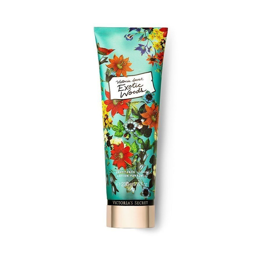 Dưỡng thể Victoria's Secret Fragrance Lotion 236ml - Exotic Woods (Mỹ)