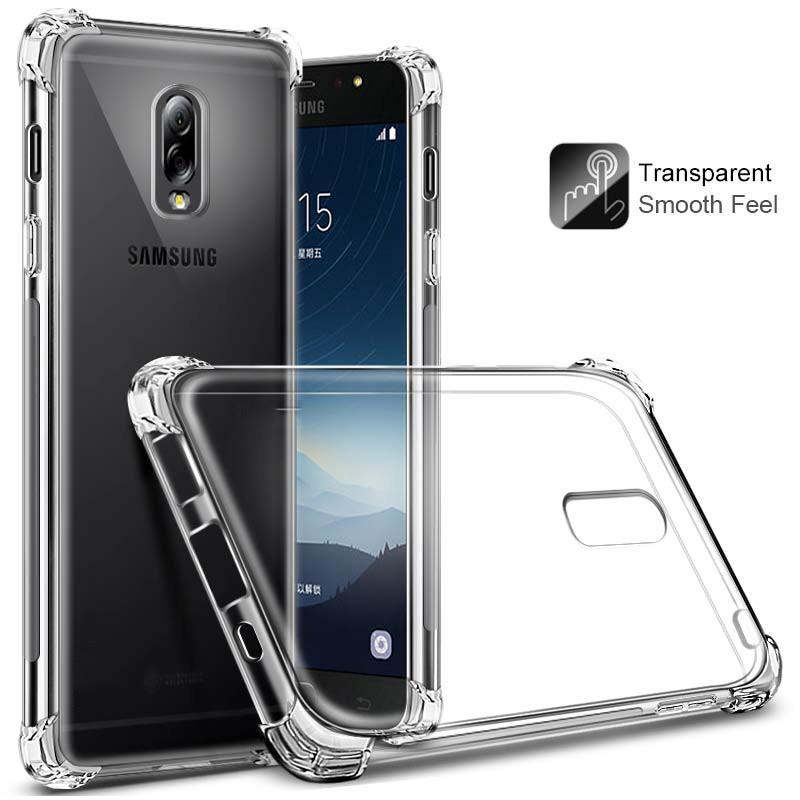 Samsung J7 Pro/ J7 Plus - Ốp chống sốc Samsung J7 Pro ( J730)/ J7 PLus hàng dày loại 1 - chống sốc chống va đập