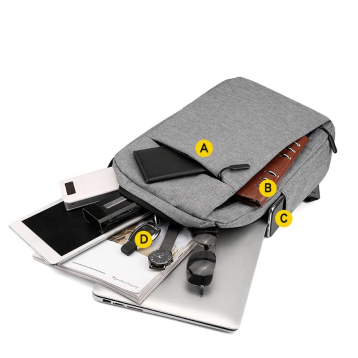 Balo Laptop Đi Làm Đi Học 1