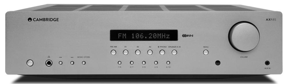 Ampli tích hợp / FM-AM Receiver Cambridge Audio AXR85 (Ảnh 1)