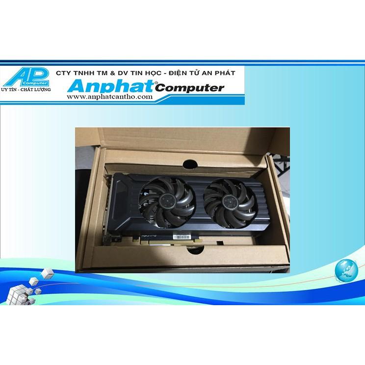 VGA Palit GTX 1060 3G GDDR5 2 Fan Cũ - Bảo hành 3 tháng