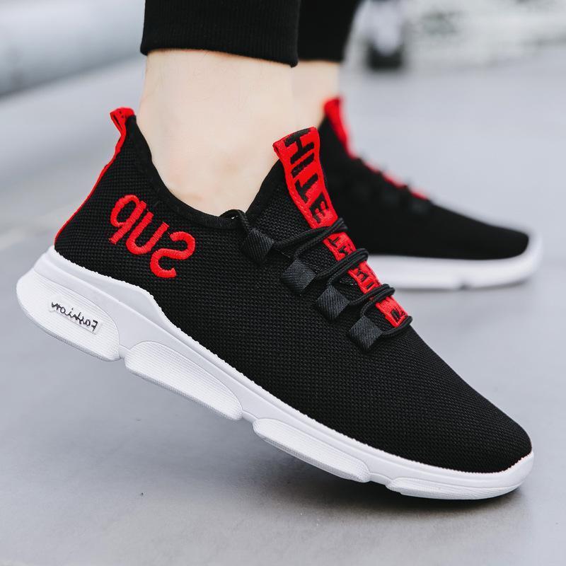 Giày Thể Thao Nam Phong Cách Hót NhấtT 2019-gttb17, giày thể thao , giày nam + Tặng thẻ tích điểm nhận quà.
