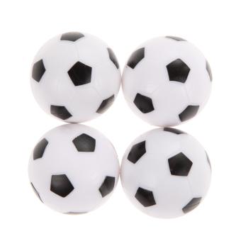 4Pcs 36mm Soccer Table Foosball Replacement Ball Football FussballFutbol - intl