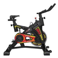B&G SPIN BIKE Exercise Fitness Spin Bike (Black) - Model S306
