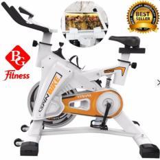 B&G Exercise Bikes Spin bikes (White) Model CY-S306