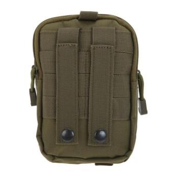 Bang Large Capacity Military Fanny Pack Pocket(Armygreen) - intl