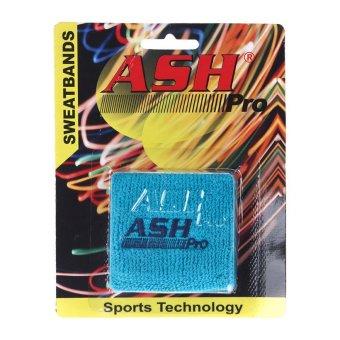 Băng mồ hôi cổ tay ASH ngắn