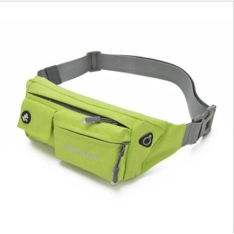 Bang Super Multi-Function Outdoor Sports Bag Green - intl