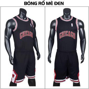 Bộ đồ bóng rổ CPSports (Đen)  mới