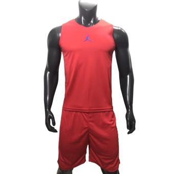 Bộ đồ bóng rổ ML (Đỏ)