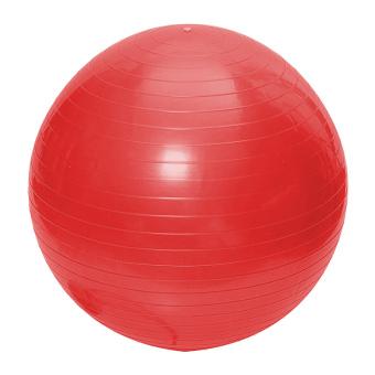 Bóng tập 65cm trơn (Đỏ)