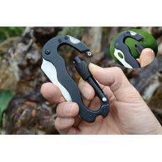 Dụng cụ du lịch dao và tua vít đa chức năng kèm móc khóa Chodeal24h