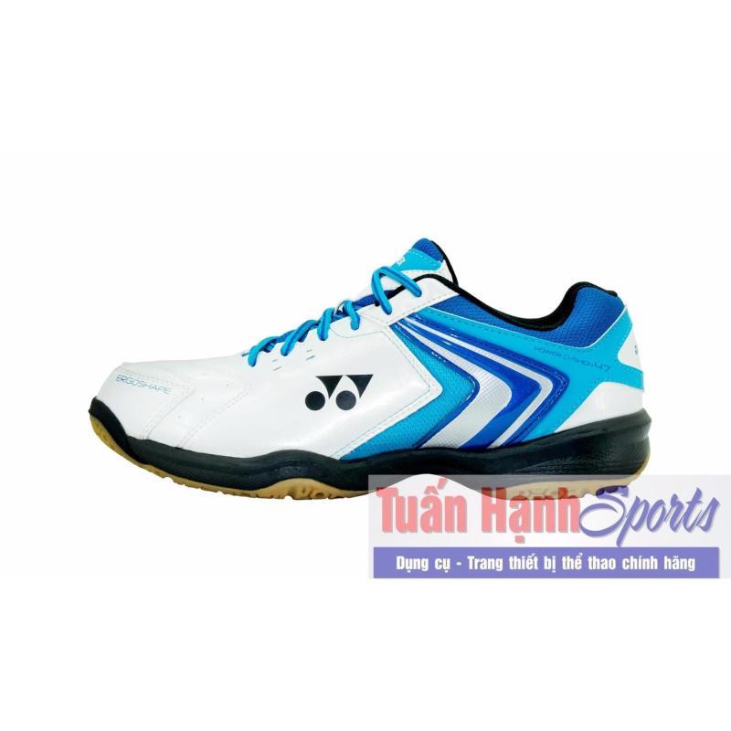 Giầy cầu lông Yonex SHB47 PC ( Trắng / xanh )